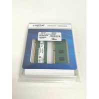 Crucial 6GB Kit (2GBx3) DDR3/DDR3L-1600 (PC3-12800) RDIMM 240-Pin Server Memory