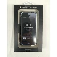 Kubxlab AmpJacket Acoustic Amplifier Case - iPhone5 (White)