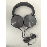 Sony MDR-XB950 Headphones grey