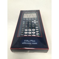 Guerrilla Silicone Case for Texas Instruments TI-84, Navy