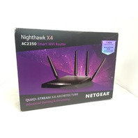 NETGEAR Nighthawk X4 Ultimate Gaming Router - Dual Band WiFi Gigabit (R7500v2)