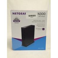 NETGEAR Wireless Router - N300 (WNR2000) - Missing instructions
