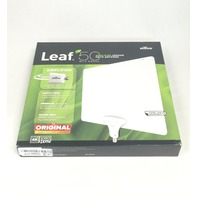 Mohu Leaf 50 Amplified Indoor HDTV Antenna - Premium Connectors and Materials