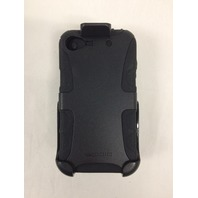 Seidio Convert Case And Holster Combo For Apple iPhone 4 - Black