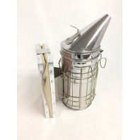 Bee Hive Smoker With Updated Design And Heat Protection