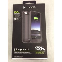 mophie juice pack Air for iPhone 6/6s (2,750 mAh) - Black