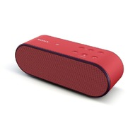 Sony SRS-X2 Ultra-Portable NFC Bluetooth Wireless Speaker (Red)