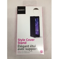 Sony Style Cover stand SCR14 Xperia T2 Ultra - White