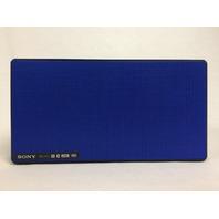 Sony SRS-X55 Portable Bluetooth speaker - Blue