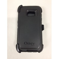 OtterBox DEFENDER SERIES Case for Samsung Galaxy S7 Edge - BLACK