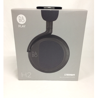 B&O PLAY by BANG & OLUFSEN - BeoPlay H2 On-Ear Headphones, Carbon Blue (1642300)