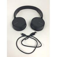 Sony MDRZX220BT/B Wireless, On-Ear Headphone, Black