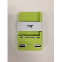 X5 Mobile Smart 3-in-1 Dual USB Universal Charger W200