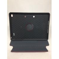Otterbox SYMMETRY SERIES FOLIO Case for iPad Air 2 - MERLOT SHADOW (MERLOT/GREY)