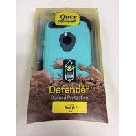 "OtterBox DEFENDER SERIES Case for Google Pixel XL 5.5"" - BOREALIS -BLUE/MINT"