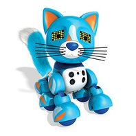 Zoomer Meowzies, Patches, Interactive Kitten with Lights, Sounds and Sensors