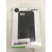 Belkin Grip Candy Sheer Case/Cover For New Apple iPhone 5 (Black / Green)