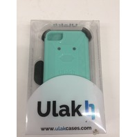 ULAK iPod Touch 6 Case, iPod Touch 5 Case, with Belt Clip Holster  - Green