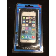 iPhone 5/5s/4/4s Water/Dust/Snow/Shock Proof Case w/Touch Screen Protector black