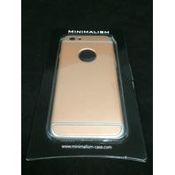 NEW NIP MINIMALISM IPHONE 6 6S PLUS PHONE CASE ROSE GOLD
