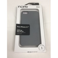 Incipio iPhone 6 and 7 Case, DualPro Case, Shock Absorbing, Gray/Charcoal