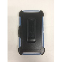 OtterBox Defender Case for Samsung Galaxy S5 w/Holster - Deep Water Blue/White