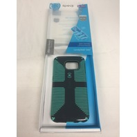 Speck CandyShell Grip Case for Samsung Galaxy S6 Edge - Grey/Dragon Green