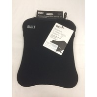 Built Apple iPad, iPad 2 Or 10 Inch E Reader Neoprene Sleeve, Black