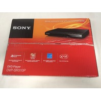 Sony DVP-SR310P DVD Player Progressive Scan Xvid MP3 JPG