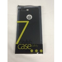 iPhone 7 PLUS Case, HZ BIGTREE Ultra Thin Soft Touch Flexible Case [matte black]