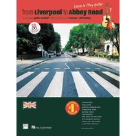 From Liverpool To Abbey Road: Guitar Method Feat. 33 Songs Of Lennon & Mccartney