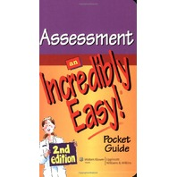 Assessment: An Incredibly Easy! Pocket Guide (Incredibly Easy! Series)
