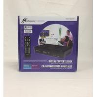 Mediasonic Homeworx HDTV Digital Converter Box with Recording and Media Player
