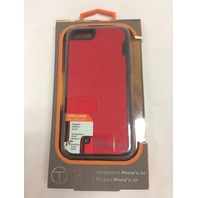 T-Tech by Tumi iPhone 6 Case (Red Ballistic Nylon), 25204