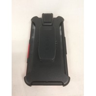Seidio CAPSA iPhone 6 Touchview Case with Metal Kickstand and Holster Combo, Red