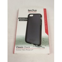 "Tech21 - Impactology Classic Check Case for Apple iPhone 6 PLUS 5.5"" - Smokey"