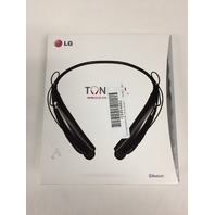 LG Electronics Tone Pro HBS-750 Bluetooth Wireless Stereo Headset - Black