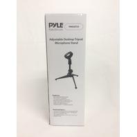 Pyle-Pro Pmksdt25 Adjustable Desktop Tripod Microphone Stand