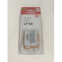 Canon Lp-E8 Battery Pack For Eos 550d 600d