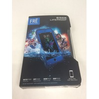 Lifeproof FRE SERIES Waterproof Case for iPhone 7 PLUS, Blue/Mango