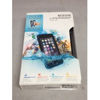 Genuine Lifeproof Nüüd IPhone 6 Case - Black