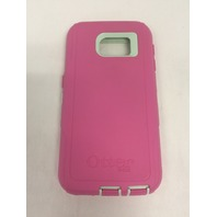 OtterBox DEFENDER SERIES for Samsung Galaxy S6 - NO HOLSTER - Pink