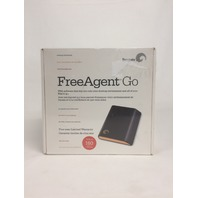Seagate FreeAgent Go 160 GB USB External Hard Drive ST901603FGA1E1-RK - SEALED
