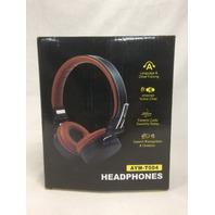G-Cord On-Ear Wireless Bluetooth Stereo Headphones