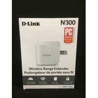 D-Link Systems, Inc. Wireless Range Extender (DAP-1320)