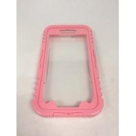 iThrough iPhone 6 PLUS Waterproof Case, Dust/Dirt/Snow/Shock Proof, Pink