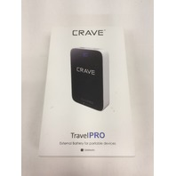 Crave Travel Pro 13000mAh Dual USB Ultra-High Density Power Bank