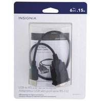 "Insignia 15.6"" (40cm) RS232 To USB Adapter"