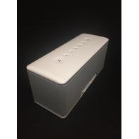 RIVA TURBO X RTX01S Premium Wireless Bluetooth Speaker (White) - no battery