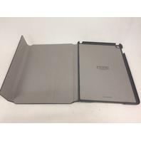 Incipio iPad Air 2 Farday Folio Case w/Magnetic Closure & Stylus Pen Incl., Gray